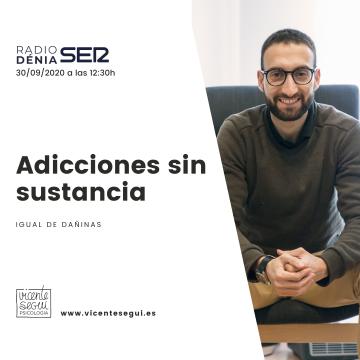 49 adicciones sin sustancia
